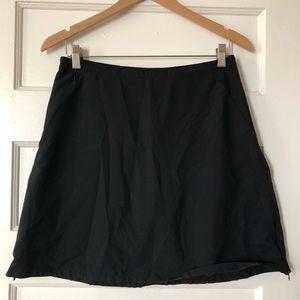 Patagonia duway black skirt size 6